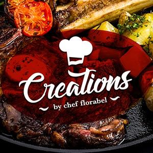 Creations by Chef Florabel now on eatigo