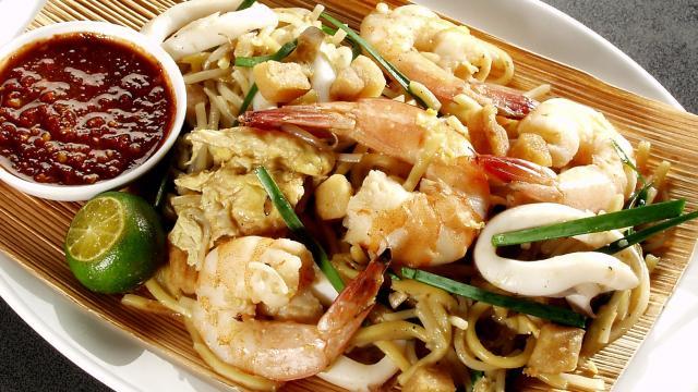 Warong Kim's Seafood