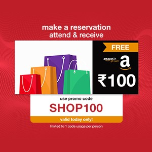 Get Amazon voucher worth ₹100, FREE!