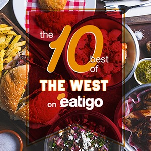 The 10 best of the west on eatigo