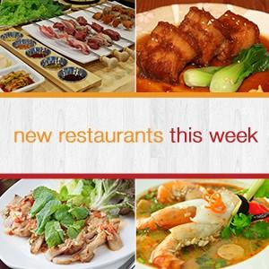 4 new dining spots on eatigo this week