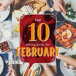 February Top Picks