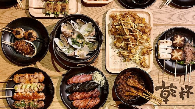 6 spots for Japanese Grills that make a Perfect Meal 6